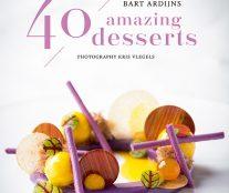 "cover ""40 amazing desserts"""