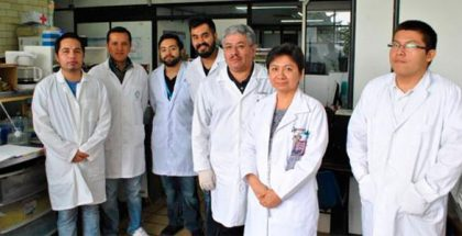 IPN Mexico's researchers