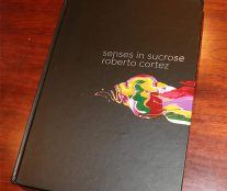 Senses in sucrose, cover book