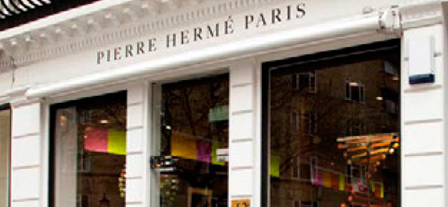 Maison Pierre Hermé Paris. A global influence of pastry innovation
