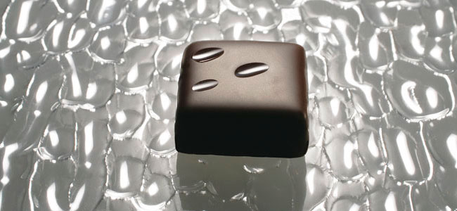 bonbon. Chocolate by Ramon Morató
