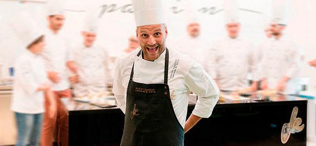"""Leonardo di Carlo: """"Now chefs are the new stars"""""""