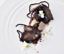 Giane Cavaliere's Plated Dessert