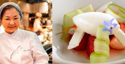 Saiko Izawa, Latin America's Best Pastry Chef