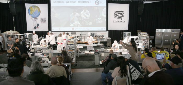 Six elite pastry chefs to compete at the Valrhona C³ North American Finals