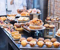 buffet viennoiserie Greg Mindel Valrhona brooklyn