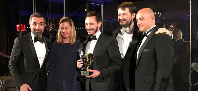 Cédric Grolet, winner of the World's Best Restaurant Pastry Chef 2017