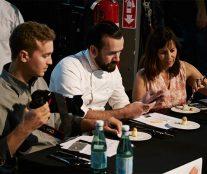Tom Hemerka, Nick Muncy and Lisa Shames,