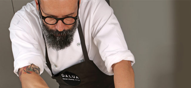 Daniel Álvarez: 'What's the matter with you? I ask the dough, and it seems to answer me'