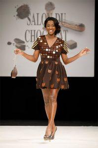 chocolate show Salon du Chocolat 2017