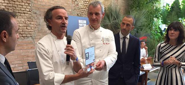 Yann Duytsche has the Miglior Panettone al Cioccolato 2017