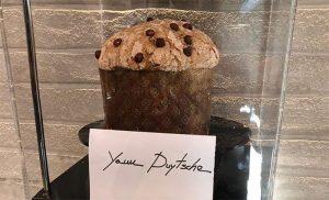 Duytsche's panettone cioccolato