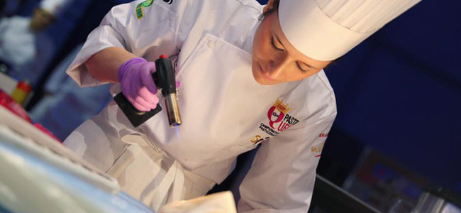 12 women pastry chefs from around the world will compete for the title of Pastry Queen 2018