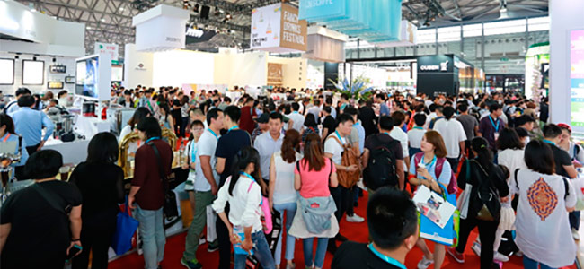 More than 80% of space reserved for Bakery China 2018