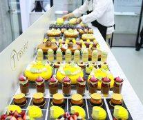 bachour's buffet T DESSERT
