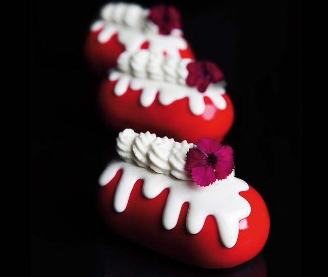 raspberry's Krasnova