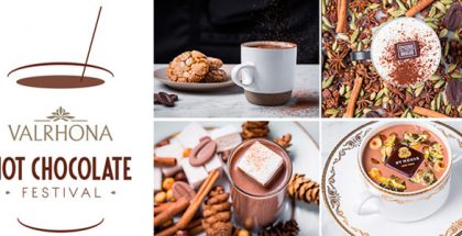 Hot Valrhona Chocolate Festival 2018