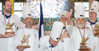 FRANCE wins gelato world cup 2018
