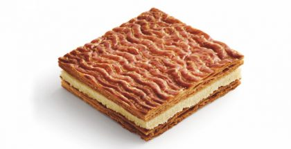 Marcolini's millefeuille