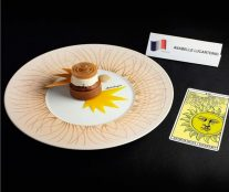 Lucantonio's chocolate dessert Pastry Queen