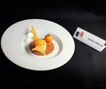 Ornelas' chocolate dessert Pastry Queen