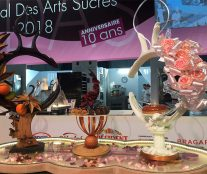 France's buffet. Mondial des Arts Sucrés 2018
