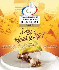 Championnat de France du Dessert 2018