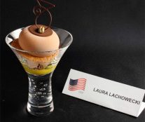 Lachowecki's coffee ice cream pastry queen