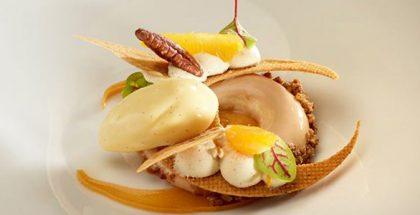 Transmission, dessert by Cyril Gaidella (gold professional)