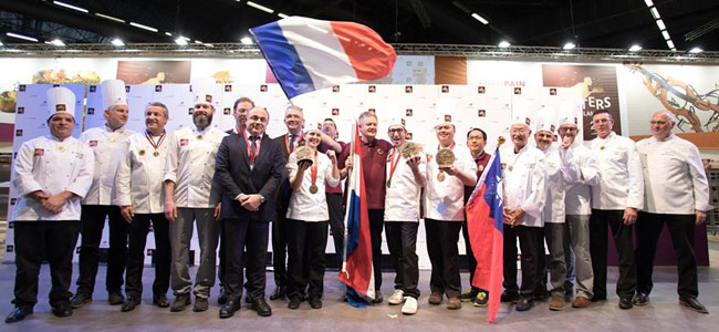 Débora Ott, Peter Bienefelt and Peng-Chieh Wang are the new World Master Bakers