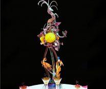 Lachowecki's Sculpture Pastry Queen