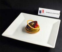 Lucantonio's tart Pastry Queen
