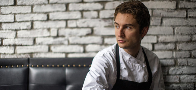 Alex Stupak. Pastry was just the beginning