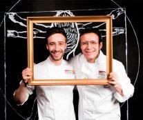 Giacomo and Andrea Besuschio