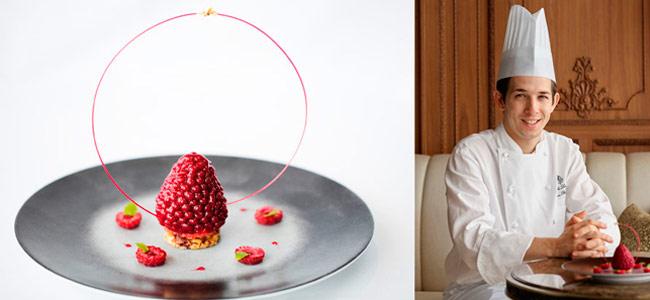 Nicolas Lambert, Asia's Best Pastry Chef 2018