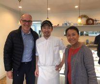 Ryosuke Sugamata, Carlos Barrachina and Reiko Matsuno