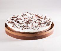 Chocolate tart by Scott Green