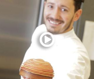 Four incredible desserts by Cédric Grolet