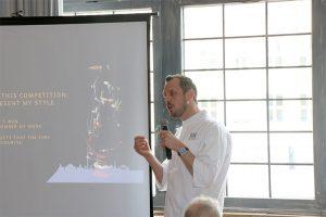 Frank Haasnoot, WCM meeting in Berlin