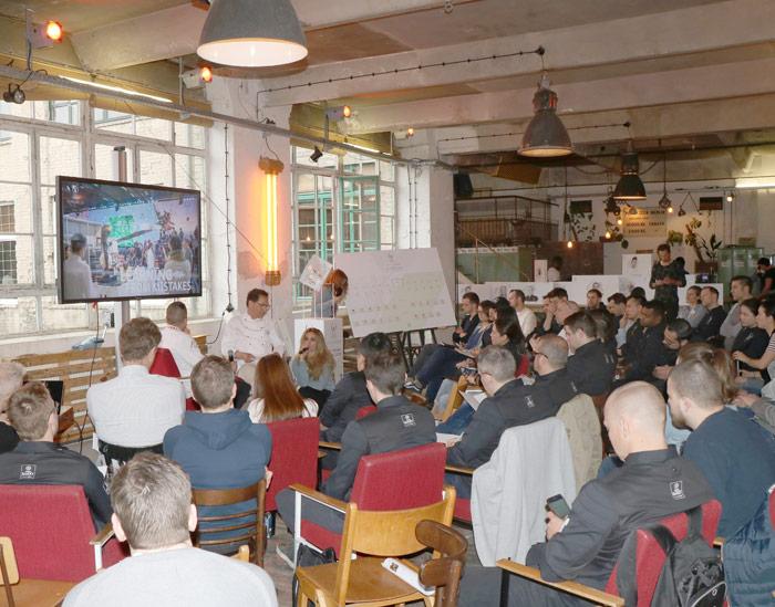 questions vallée in meeting Berlin WCM