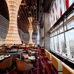 The Lounge & Bar Ritz Carlton Hong Kong