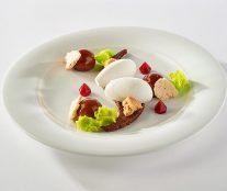 Belgium's plate European Pastry Cup
