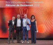 Restaurant Pastry Chef: Lilian Bonnefoi