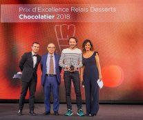 Chocolate Maker: Patrick Roger
