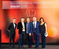 Ice-Cream Maker: Emmanuel Ryon and Olivier Ménard Prix D'excellence relais desserts