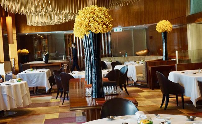 restaurant Amber