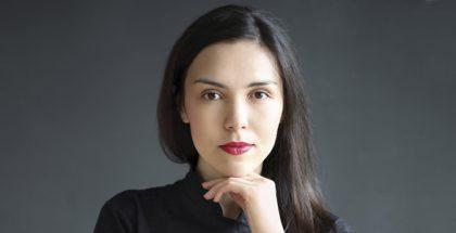 Dinara Kasko portrait