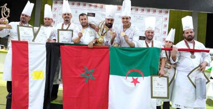 Morocco wins African Pastry Cup