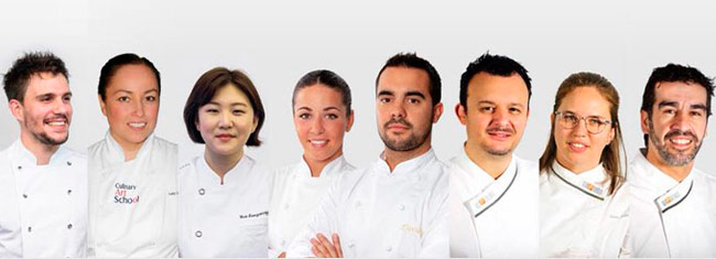 Culinary Art School Tijuana prepares a Master's in Contemporary Pastry and Bakery