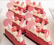 pastry pink Bachour